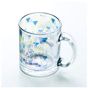 フルカラー転写対応陶器マグカップ(170ml)(白)