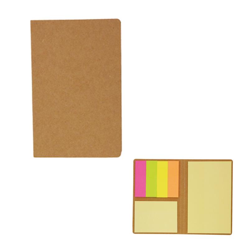 スリムブック型付箋メモ 1