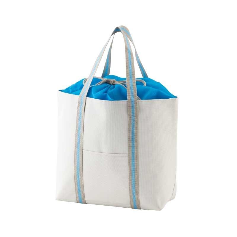 セルトナ・巾着クールバッグ ブルー 0