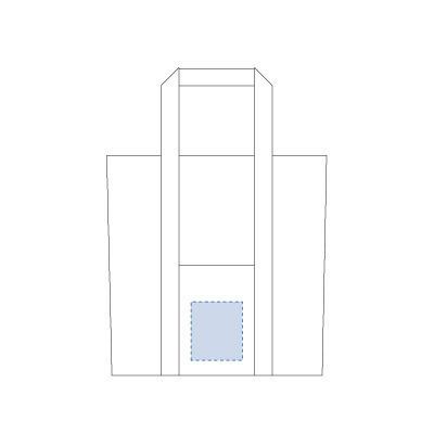 セルトナ・巾着クールバッグ ブルー 3
